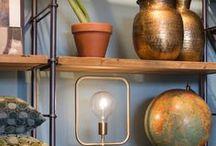 LAMPY ✧ Magia oświetlenia czyli wszystkie rodzaje lamp do wnętrz / Idealna lampa to połączenie designu z nutą klimatycznego światła. To nie tylko doświetlenie miejsc, w których jest ciemno. To przede wszystkim element, który nadaje wnętrzu wyjątkowego klimatu. My podpowiadamy, jak go wprowadzić do Waszych wnętrz.