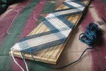 Ткачество / плетение и ручное ткачество
