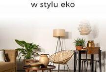 DREWNO & EKO | Aranżacje wnętrz w duchu eko / Naturalne materiały – drewno, wiklina, roślinność, kolory natury, ciepło. Wnętrza w klimacie eko sprawiają, że dom sam w sobie tętni życiem. Meble, które potrafią tchnąć życie w Wasze wnętrza – to TwojeMeble. Przekonaj się sam.