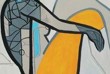 SZTUKA ✍ Obrazy, polscy artyści, malarstwo / Jesteśmy zwolennikami łączenia sztuki domowej z artyzmem. Obrazy, wzornictwo, malowidła, kolory na ścianie, na płótnie, design. A jak Ty zdefiniowałbyś sztukę?