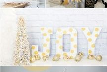 All Things Christmas / Inspiration, gift ideas, home decor, crafts and all things Christmas... / by Amber Rose Gardner