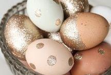 EGG-citing Easter Ideas / by Amber Rose Gardner