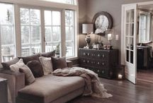 Home is where the heart is / Home decor ideas / by Kaitlin Tidwell