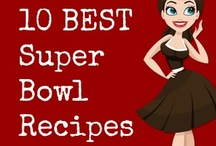 Holiday Specialty Foods / All about food for the Big Game...