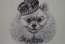 My sketches / by Inna Rexina