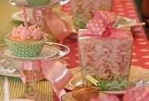Birthdays, Showers, & Weddings / by Linda Smith