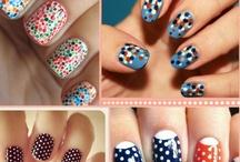 Nails nails and more nails!