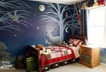 Ceilings, floors & walls / by Tammy Boyer