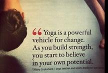 yoga / by Shana Drake