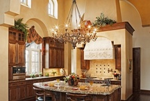 Beautiful Kitchens / by Linda Smith