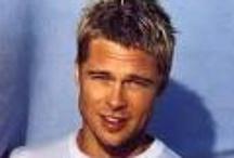 Brad Pitt / William Bradley Pitt1 (Shawnee, 18 de diciembre de 1963), conocido como Brad Pitt, es un actor y productor de cine estadounidense. Además de por su trabajo actoral, por el que ha sido nominado en tres ocasiones a los Premios Óscar y en cuatro a los Premios Globo de Oro, su significativa presencia mediática se debe también a su consideración como uno de los hombres más atractivos del mundo.2 3