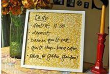 Organization / by Amber Rose Gardner
