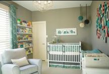 Nursery / by Carissa Willis