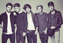 One Direction <3 / by Jordan Formosa