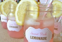 Pink Lemonade / by Linda Smith