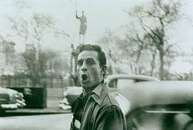 Jack Kerouac / http://www.theuniquecreatures.com/jack-kerouac/