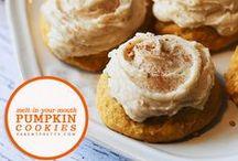 Fall Desserts/Treats / by Joanne Clark