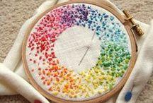 Вышивание / Embroidery