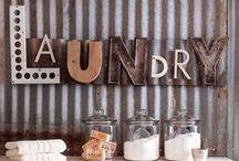 Laundry Room / by Amber Rose Gardner