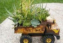 Garden Inspiration / by Amber Rose Gardner
