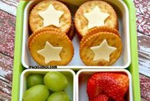 Cold Lunch Ideas / Cold Lunch Ideas My Boys Will Like at School / by Amber Rose Gardner