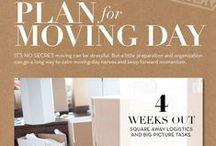 Moving & Packing Tips / by Amber Rose Gardner