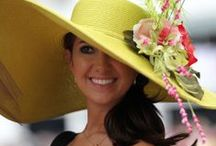 Kentucky Derby Hats / Beautiful hats and outfits for Kentucky Derby festivities  / by Leslie May