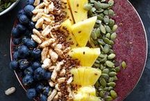 Healthy Smoothie Bowls / by Joanne Clark