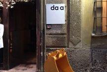 Librerie Stick e Strip - DESIGN CASTIGLIA ASSOCIATI / Fuori Salone: azienda Da a presso Erastudio Apartment/Gallery - via Palermo, 5