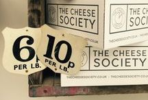 The Shop / Our cheese shop in Lincolnshire