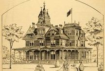 Beautiful Victorian Houses / Our 'Victorian House Book: A Practical Guide to Home Repair and Decoration' is the most comprehensive guide to Victorian restoration on the market. Here we share some examples and inspiration for your own Victorian house decorating project.