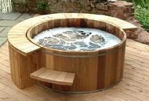 Spas and Hot Tub Ideas
