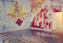Madre Museo Arte contemporanea Napoli / Arte contemporanea
