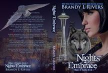 Nights Embrace / First book in the Others of Seattle Coming out April 2nd 2014