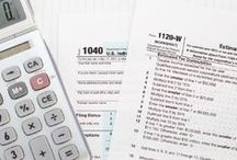 Taxes  / Not sure what to do come tax time?  These are some great pointers to help you figure it out.