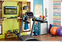 Exercise Equipment / cool equipment I either already have or is on my wish list!