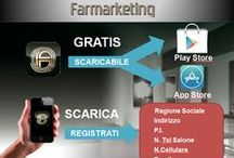 Farmaca Marketing / Sia per dispositivi apple che android , Farmaca International vi offre la possibilità di fidelizzare i clienti, con messaggi e news sui tutti nuovi prodotti. / by Farmaca International