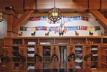 Horse barn/Tack room