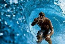 Ho Stevie! / Surfing...