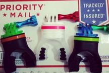 GoPro Mouth Mount / GoPro Mouth Mount by Ho Stevie! Over 5000 color combinations possible.