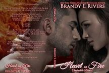 Heart on Fire / That's write, I wrote a contemporary romance and it will be out 10-20-2014
