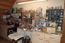 Ma craftroom, mes rangements