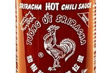 Siracha! (how to use rooster sauce)