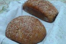 Receitas salgadas com farinha / Tudo que leva algum tipo de farinha (trigo, arroz etc) e sal entre os ingredientes estão reunidas aqui para te inspirar a cozinhar em casa para os filhos