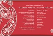 Western Wedding Inspiration / Planning a country or western themed wedding? Get inspired with printable invites, decorations, DIY ideas & more!