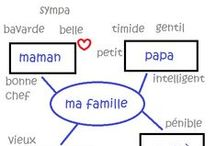 French 8 Family and Avoir / possessives, family vocab, the verb avoir, la famille Paquet activities