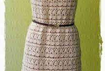 sukienki / robione