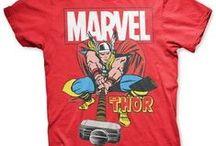 Marvel Merchandising / Productos de la famosa productora de cómics y películas Marvel