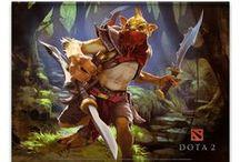 Dota 2 Merchandising / Productos del videojuego online Dota 2