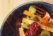 Insalata: verdure tiepide, pomodori sott'olio